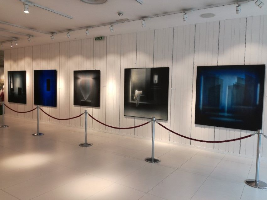 Exhibition at the Max Center Gallery